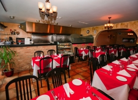 Brazas Portugal salle à manger